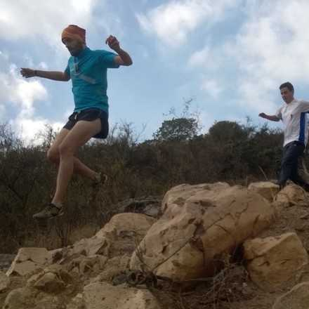 CANELA TRAIL CAMP (SPRING SESION)