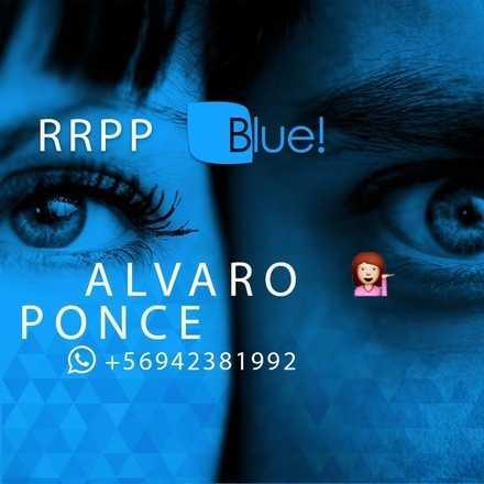 Viernes Blue! Lista Alvaro Ponce