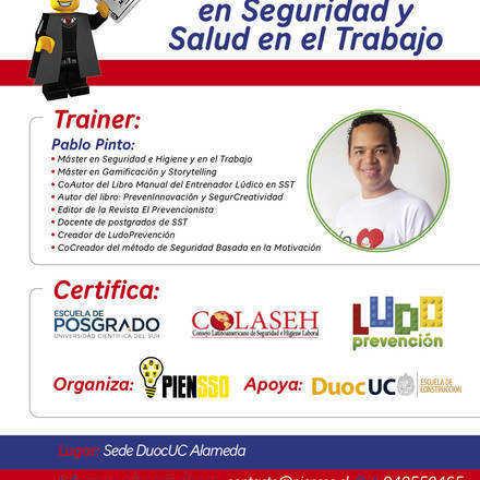 Curso Entrenador Lúdico Santiago