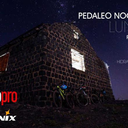 Pedaleo Nocturno MTB Pro FULLMOON