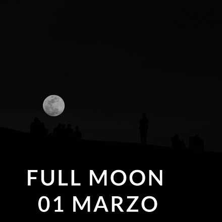 Manquehuito Full Moon 01 Marzo
