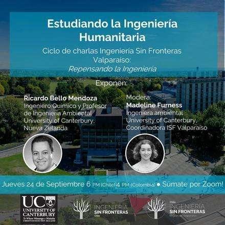 Estudiando la Ingeniería Humanitaria