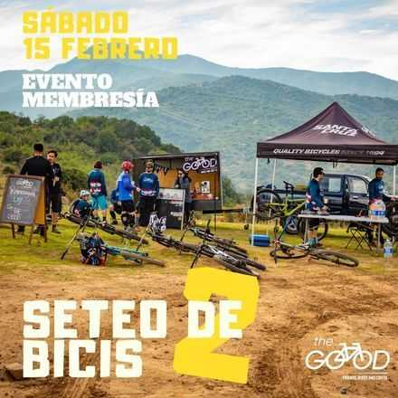 Membresía The Good friends presenta el Seteo de Bicis 2