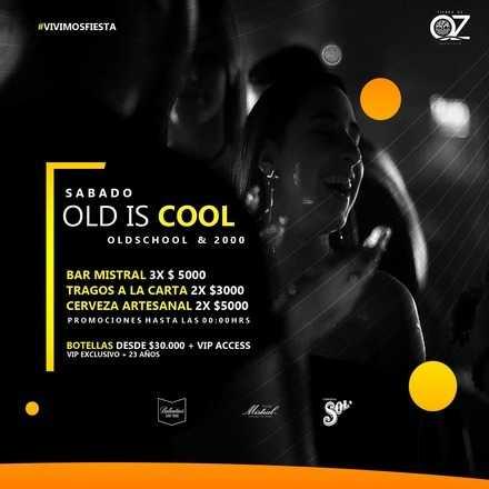 Sabado old is cool / xinoy