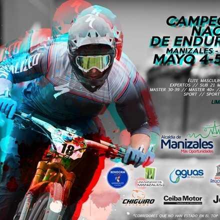 Campeonato Nacional de Enduro MTB 2019