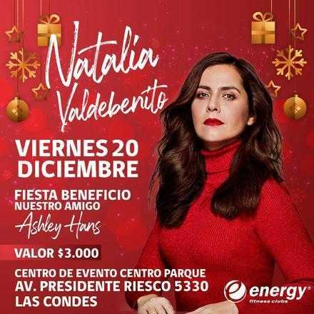 Natalia Valdebenito Beneficio