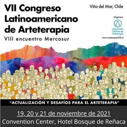 VII Congreso Latinoamericano de Arteterapia y VIII Encuentro Mercosur