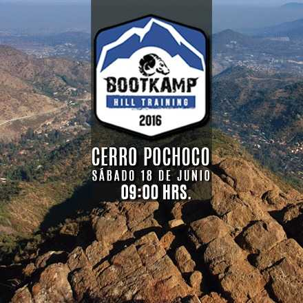 Hill Training - Cerro Pochoco - 3º Fecha 2016