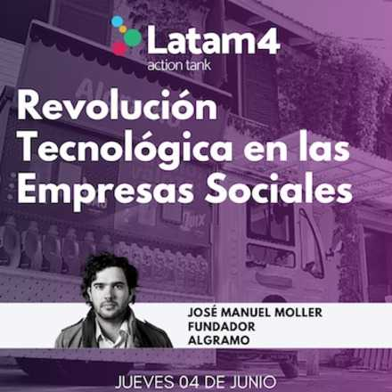 Revolución Tecnológica en las Empresas Sociales.