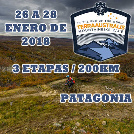 TERRA AUSTRALIS MOUNTAINBIKE RACE 2018