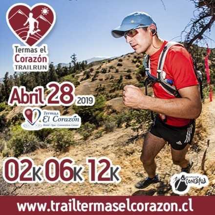Termas El Corazón Trailrun - 2019 - Abril 28