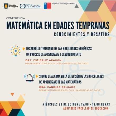 Matemática en Edades Tempranas. Conocimiento y desafíos