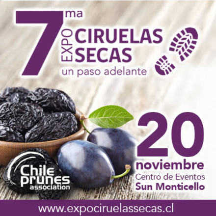 Expo Ciruelas Secas 2019