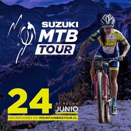 Mountain Bike Tour  3ª Fecha 2018, Junio