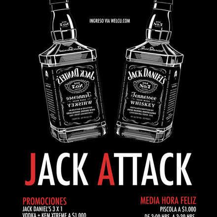 Santo Averno / Jack Attack