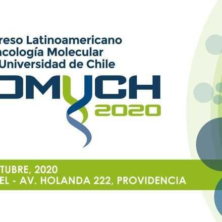 IV Congreso Latinoamericano de Oncología Molecular de la Universidad de Chile-CLOMUCH