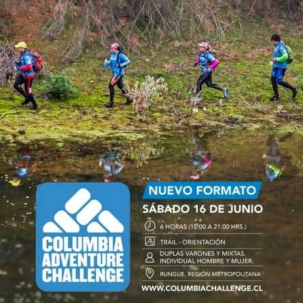 Columbia Adventure Challenge 2° fecha 2018