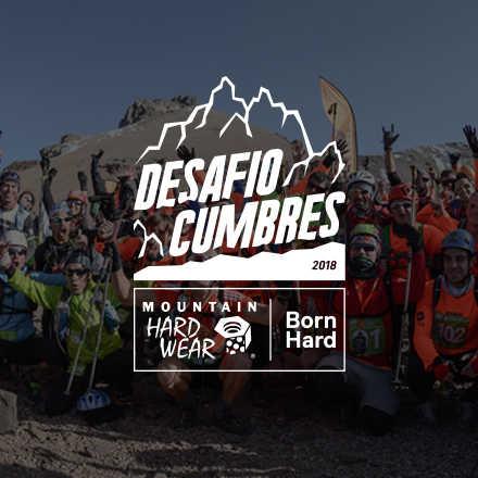 Desafío Cumbres Mountain Hardwear 2018