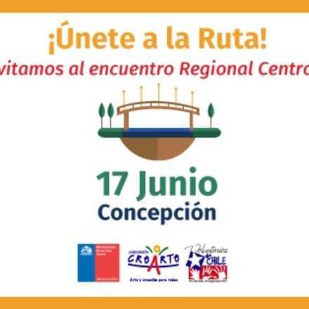 Encuentro Regional Centro Sur - Ruta Social 2030
