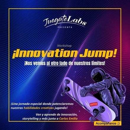 Innovation Jump! Acepta el desafío de innovar