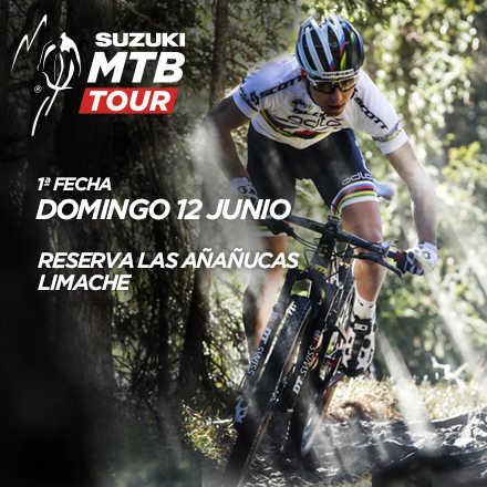 Suzuki Mountain Bike Tour 2ª Fecha 2016