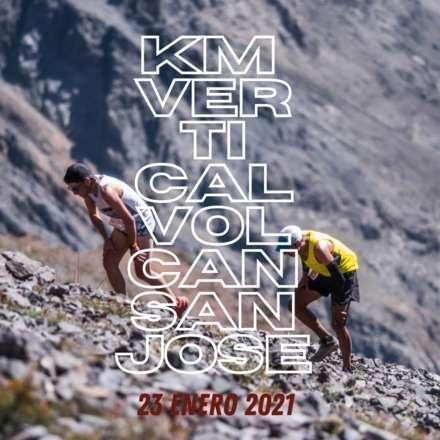 KMV Volcán San José