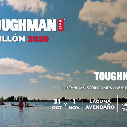 TOUGHMAN   HALF SERIES  TRIATLON QUILLON  2020