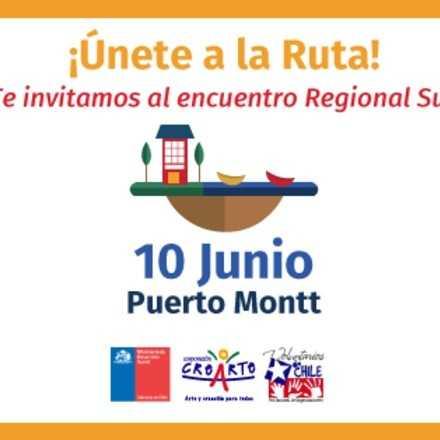 Encuentro Regional Sur - Ruta Social 2030