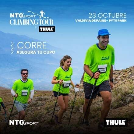 NTG Sport Climbing Tour By Thule 2ª Fecha
