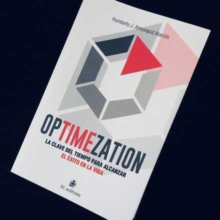 Lanzamiento Libro OPTIMEZATION Concepción