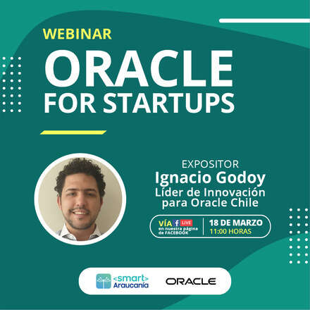 Webinar:Oracle For Startups