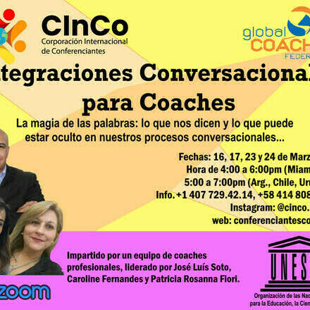 INTEGRACIONES CONVERSACIONALES PARA COACHES