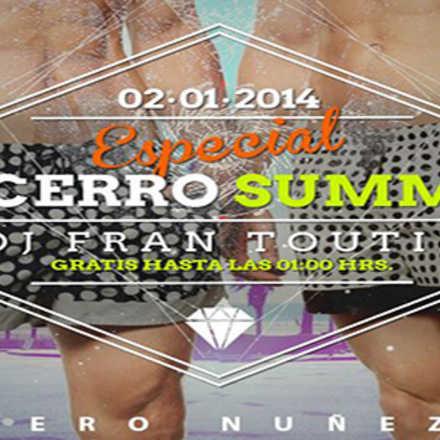 Especial Summer en Centro El Cerro