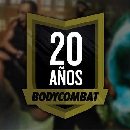 BODYCOMBAT: 20 AÑOS EL REENCUENTRO