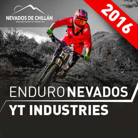 Enduro Nevados de Chillán & YT Industries 2016
