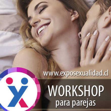 """Workshop: """" Vida sexual en pareja, desafiante pero no imposible."""