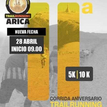 2DA CORRIDA ANIVERSARIO TRAIL RUNNING ARICA