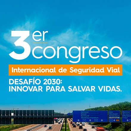 3er Congreso Internacional Seguridad Vial
