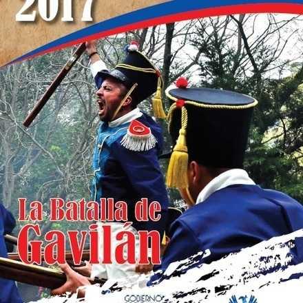 Recreación Histórica Batalla Cerro Gavilán 13:00 hrs