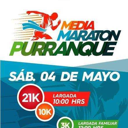 Media Maratón Purranque 2019