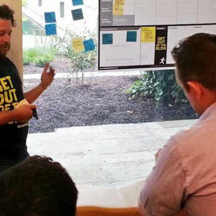 Adam Berk en Chile: Lean Startup Experiment Design