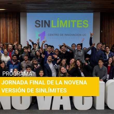 Jornada final de la novena versión de SINLÍMITES