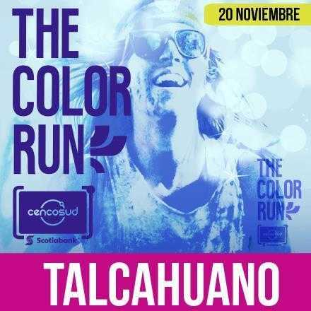 The Color Run Talcahuano 2016