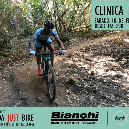 Clinica de Mountainbike