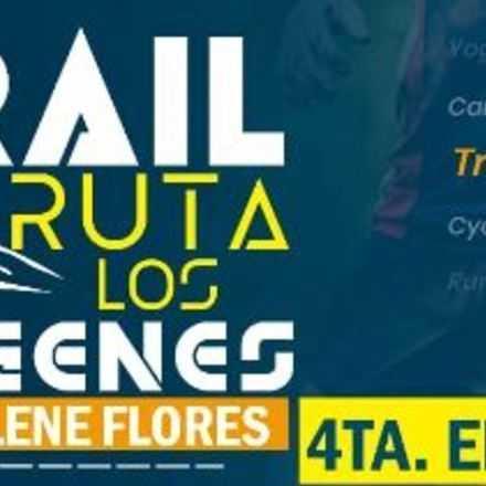 Trail running Ruta los Orígenes de Marlene Flores