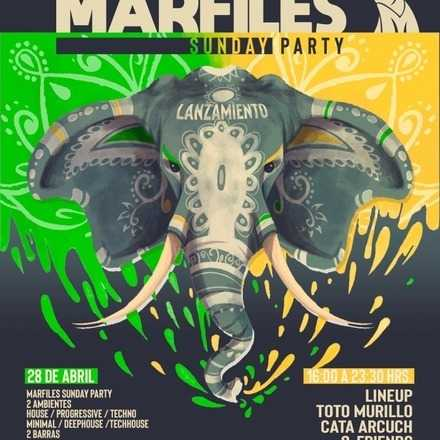 Lanzamiento Marfiles sunday party