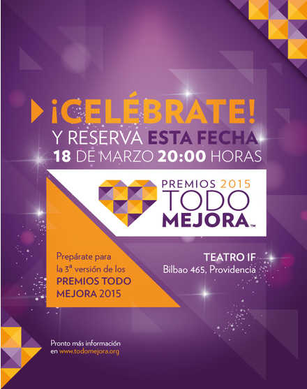 Premios Todo Mejora 2015