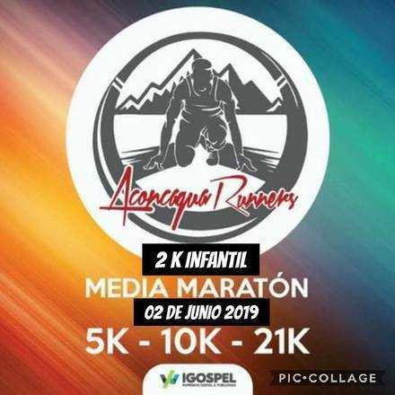 II Media Maraton Aconcagua Runners