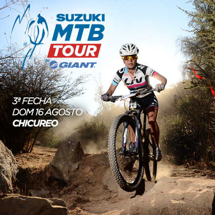 Suzuki Mountain Bike Tour by Giant 3ª Fecha 2015