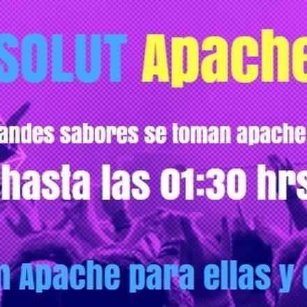 INVITACIÓN GRATIS NOCHE ABSOLUT EN APACHE PUB